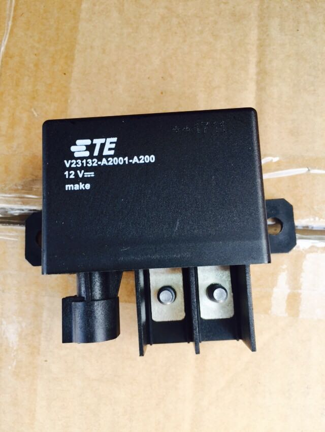 V23132-A2001-A200 TE CONNECTIVITY 1393315-2 Electromechanical Relay, SPST, Latched, 20VDC (Coil), 4100mW (Coil)